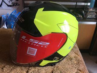 Casco moto LS2 Jet Infinity