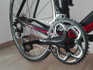 bicicleta de carretera merida scultura 5000