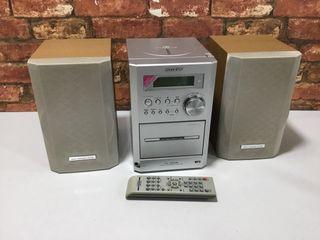 Mini cadena Sharp XL-MP35H