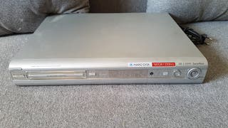 reproductor-grabador DVD