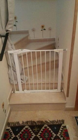 Barrera de seguridad(niños)para escalera