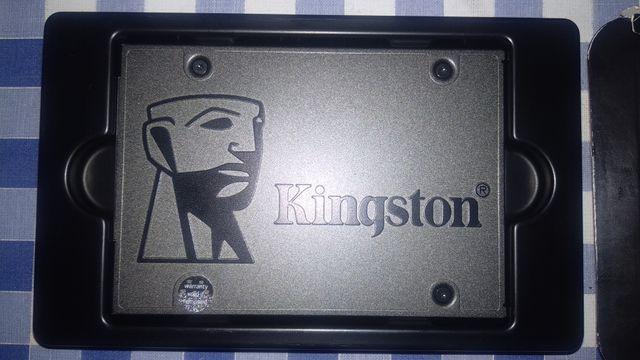 SSD DISCO DURO SÓLIDO KINGSTON 120 GB