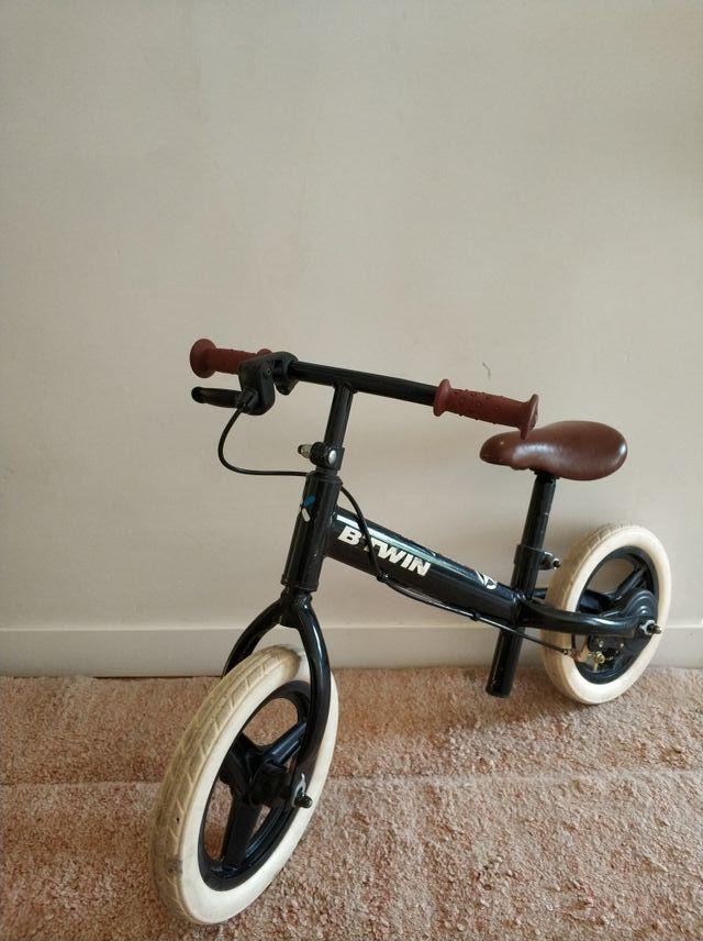 Bicicleta sin pedales infantil 10 pulgadas