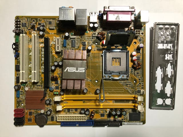 PLACA BASE ASUS P5KPL-CM SOCKET 775