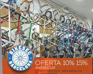 Bicicletas de carretera desde 80€