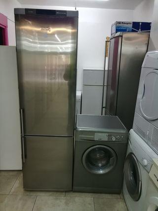 pack Nevera y lavadora fagor