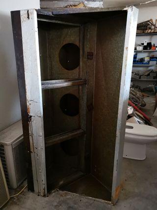 campana y camara frigorifica de bar