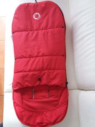Saco bugaboo color rojo