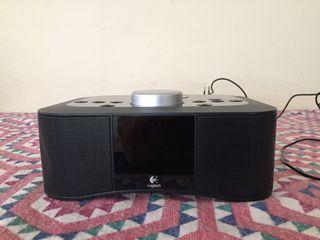 Logitech Radio, Despertador, Dock