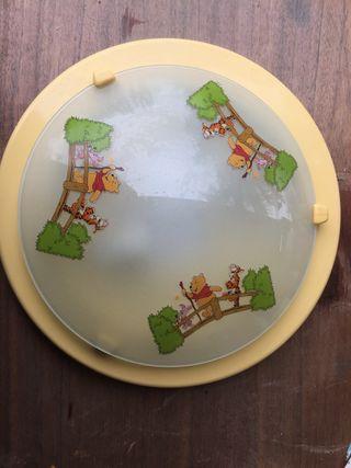 Lámpara infantil Winni de Pooh