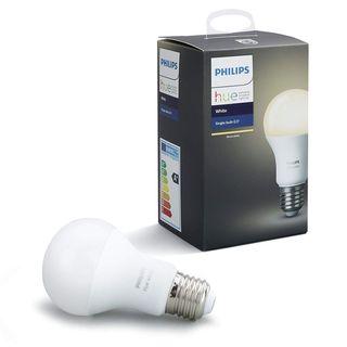 Philips Hue White - Bombilla LED E27 Individual
