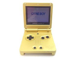 Nintendo game boy advance sp zelda