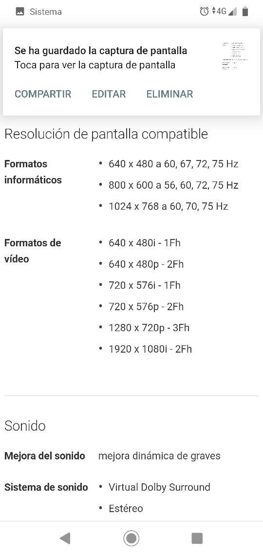 """70€ TV PHILIPS 32"""""""