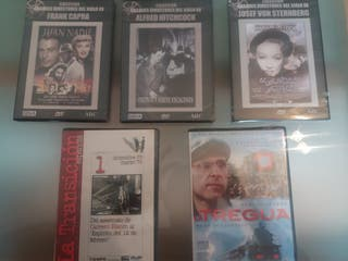 DVD películas antiguas.