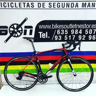 Bicicleta Wilier gtr team carbon