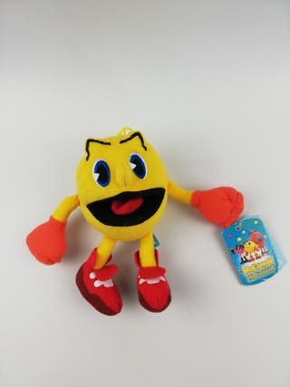 PELUCHE PAC-MAN AND THE GHOSTLY ADVENTURES NUEVO