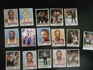 Lote 22 Cromos NBA 89 Panini