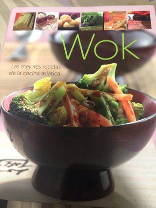 Wok. Cocina asiática