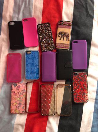 14 Fundas IPhone 5/5s
