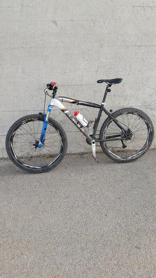 HARDTAIL. Bicicleta rígida