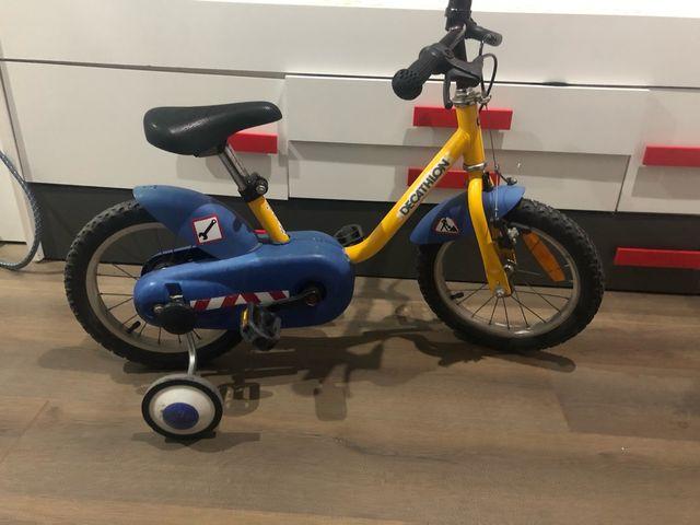 Bici para niño / niña