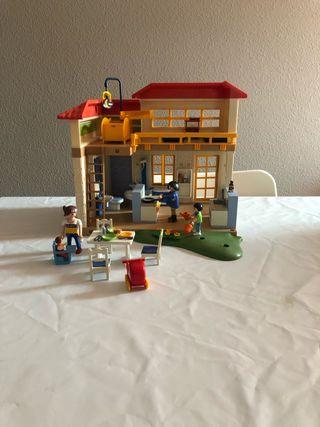 Casa campo playmobil