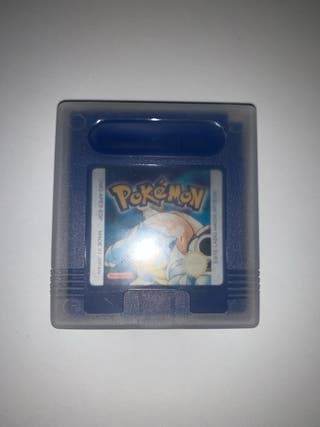 Pokemon azul game boy