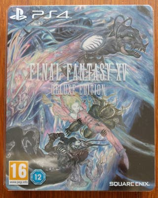 Final Fantasy XV (Deluxe Edition) - PlayStation 4
