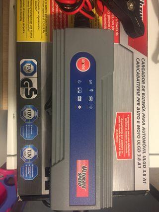Cargador de batería para automóvil