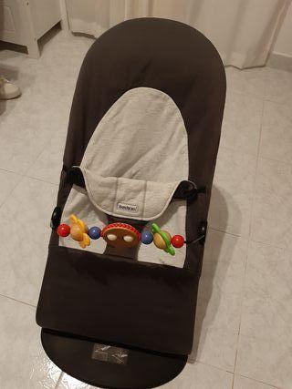 hamaca babybjorn más juguete