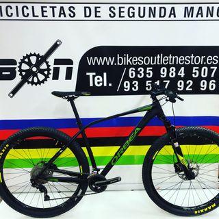 Bicicleta Orbea alma h20 29