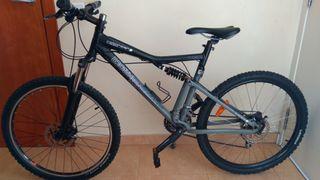 bicicleta de montaña rockrider 6.3 M
