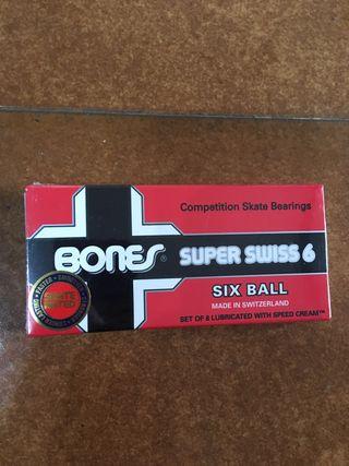 Rodamientos red 6 bolas