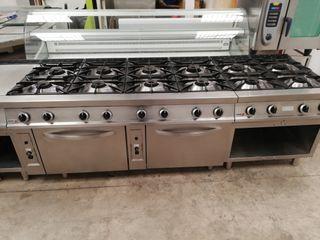 cocina industrial profesional