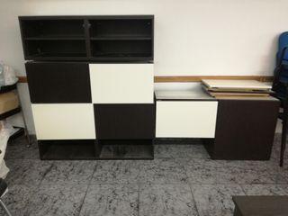 mueble comedor 3 piezas