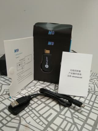 Receptor wifi de Smartphone en la Tele