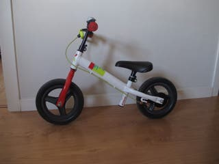 Bicibleta sin pedales