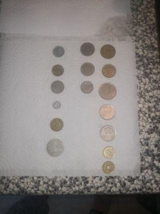 vendo pesetas