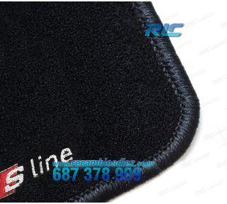 ALFOMBRILLAS AUDI A5 LOGO S-LINE