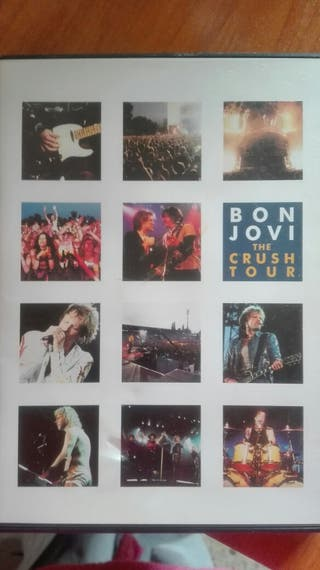 Bon Jovi. The Crush Tour. DVD