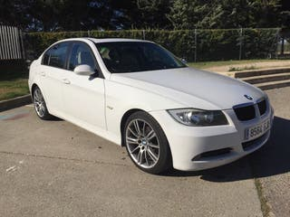 BMW Serie 325 I navegador,techo,cuero
