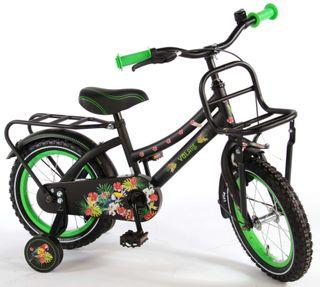 Bicicleta infantil Volare Tropical 14 pulgadas