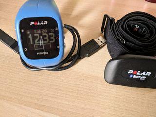 Pulsómetro y monitor de actividad