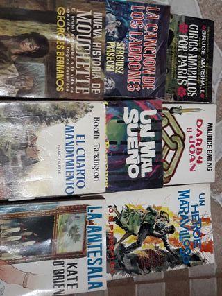 Novelas de libro de plaza