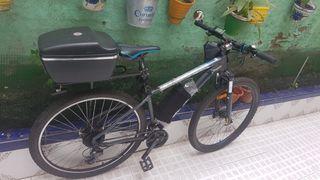 Bicicleta de montaña marca Mérida