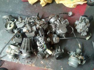 varios carburadores