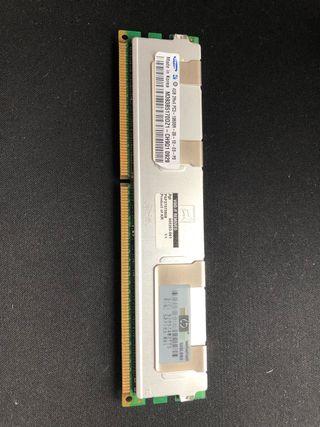 Memoria ram 4gb 2rx4 pc3 10600 500203-061