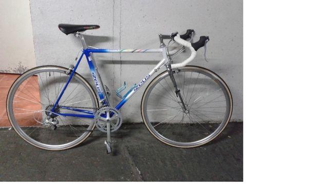 Bici de carretera ZEUS talla M regalo reloj Cateye