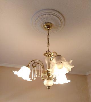 8824ff177f9 Lámparas de techo de segunda mano en Zamora en WALLAPOP