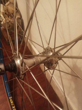 rueda Bicicleta Campagnolo c Record